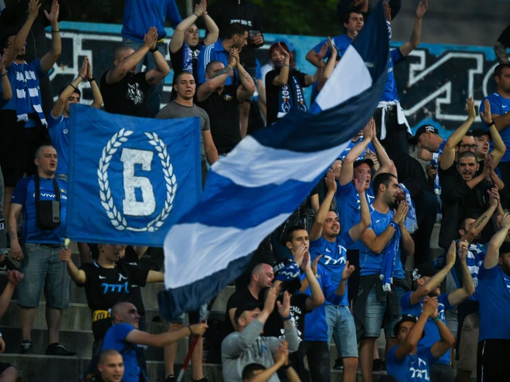 Bulgarien schließt Fans wieder aus den Stadien aus