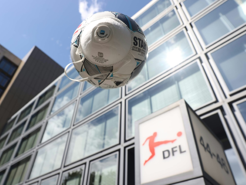 Kritik an der DFL übt Pharmakologe Fritz Sörgel. ©FIRO/SID