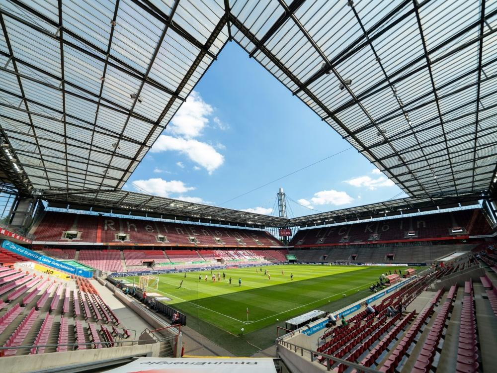DFB-Heimspiele im Doppelpack - Curtius hofft auf Zuschauer