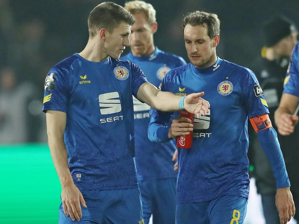 2. Liga: Fürstner verlässt Braunschweig