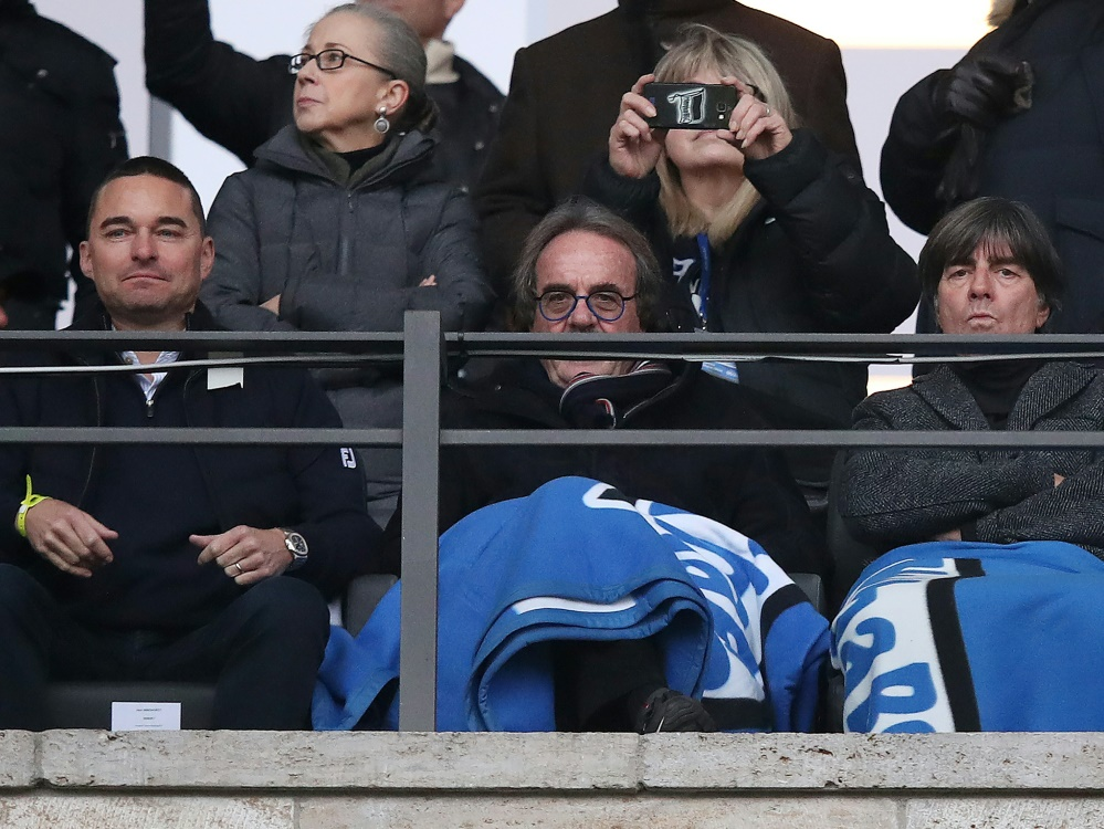 Hertha: Windhorst erwartet Angriff auf Champions-League-Plätze