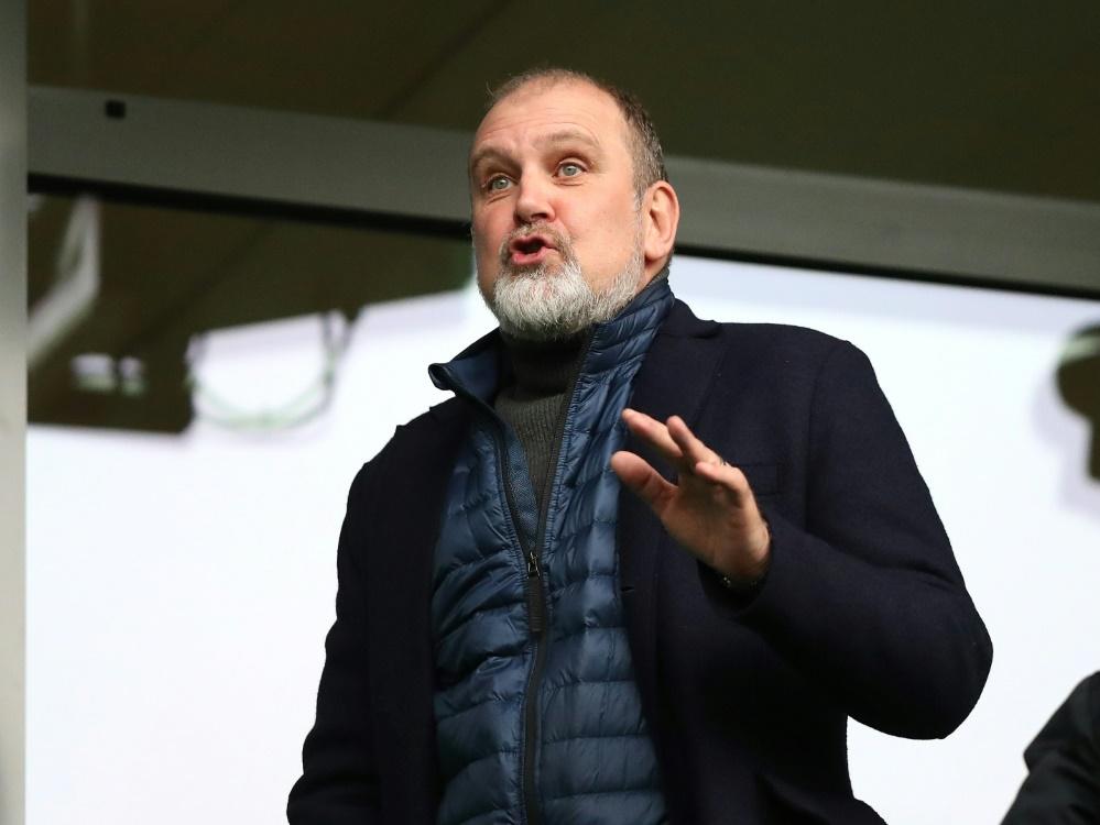 Schmadtke und Wolfsburg über Vertragsverlängerung einig