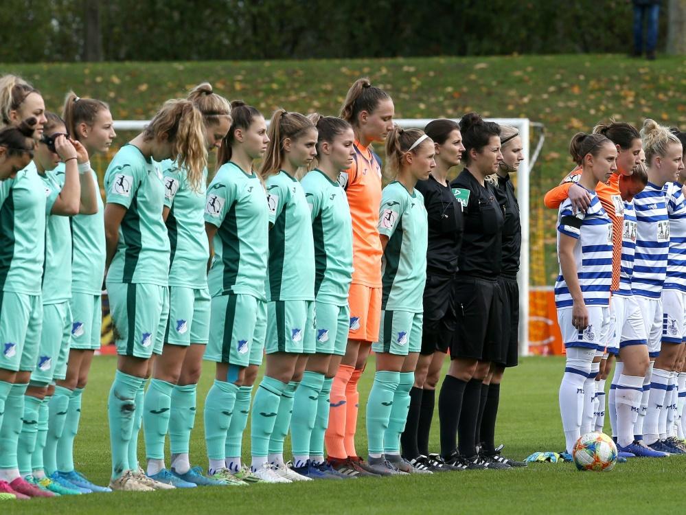 DFB: Frauen-Bundesliga startet am 4. September