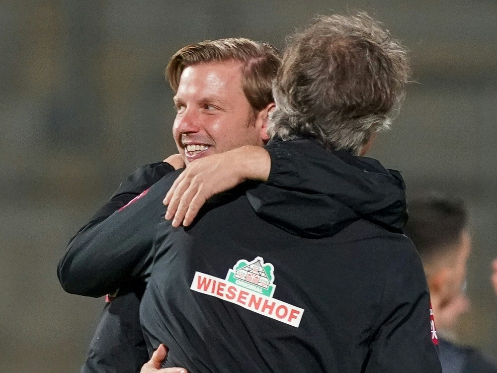 Werder bestätigt: Kohfeldt und Baumann bleiben sportliches Führungsduo