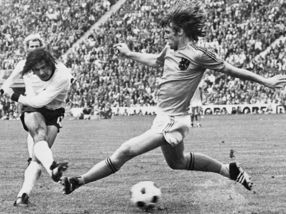 7. Juli: Deutscher WM-Triumph in München