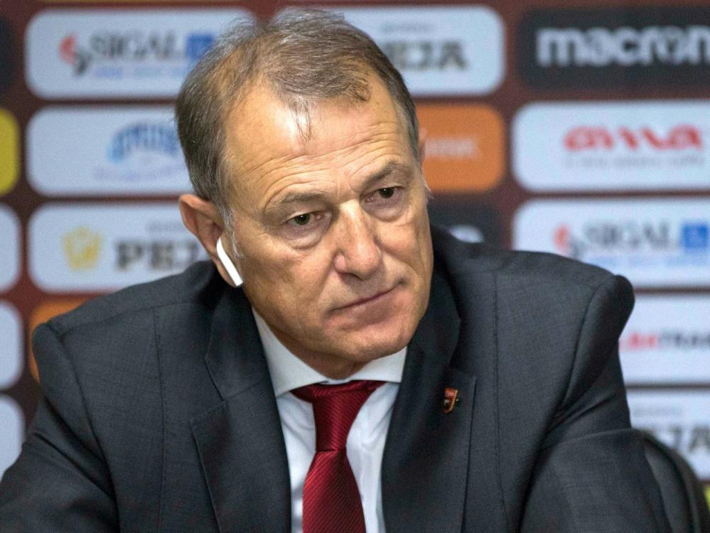 De Biasi neuer Nationaltrainer von Aserbaidschan