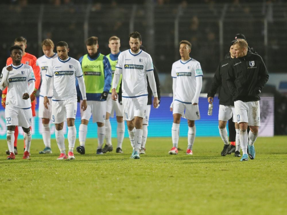 Jakubiak unterschreibt in Magdeburg bis 2022. ©FIRO/SID