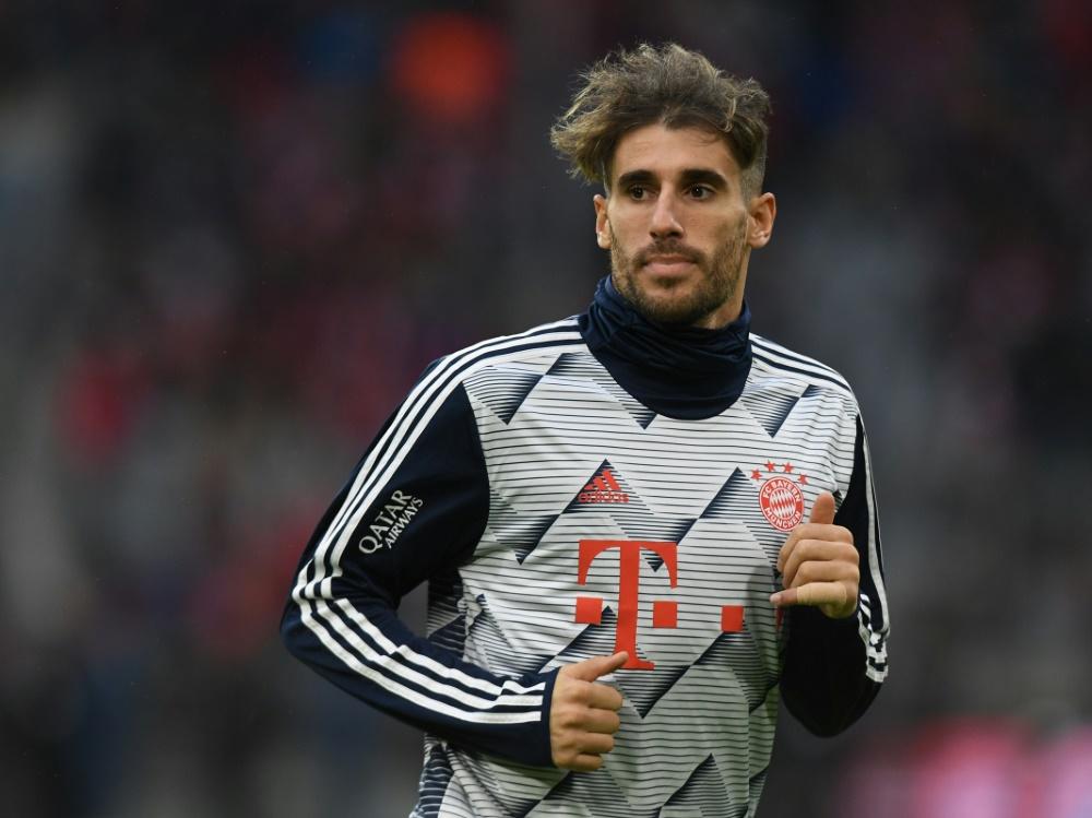 Javi Martinez bestritt 237 Pflichtspiele für die Bayern. ©SID CHRISTOF STACHE