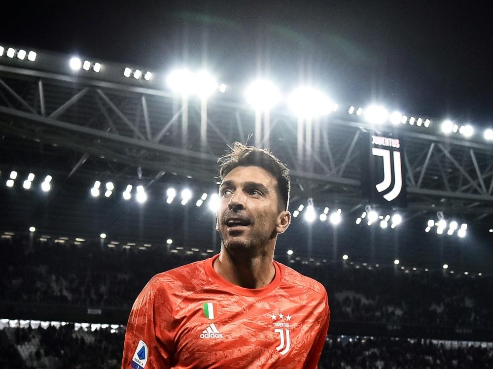 648 Einsätze: Buffon bricht Rekord der Serie A - Juve auf Meisterkurs