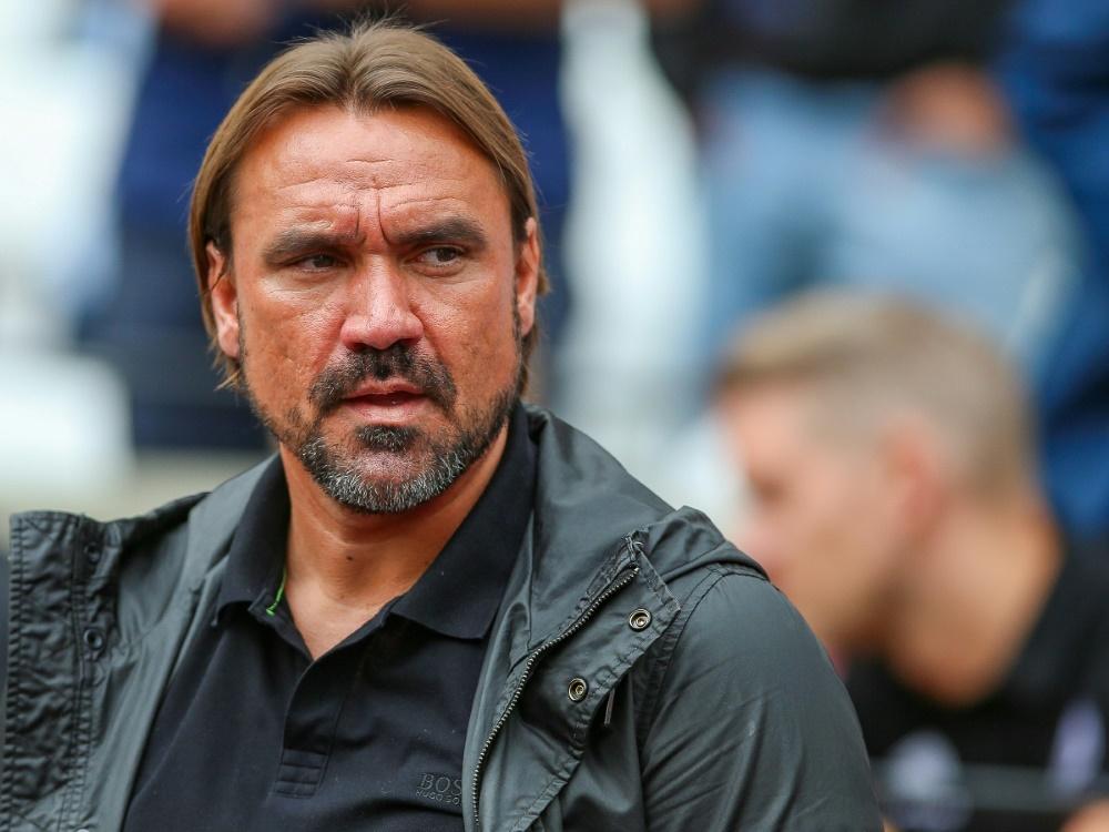 England: Fünfte Niederlage in Folge für Norwich und Farke