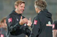 Werder: Baumann will mit Kohfeldt weitermachen