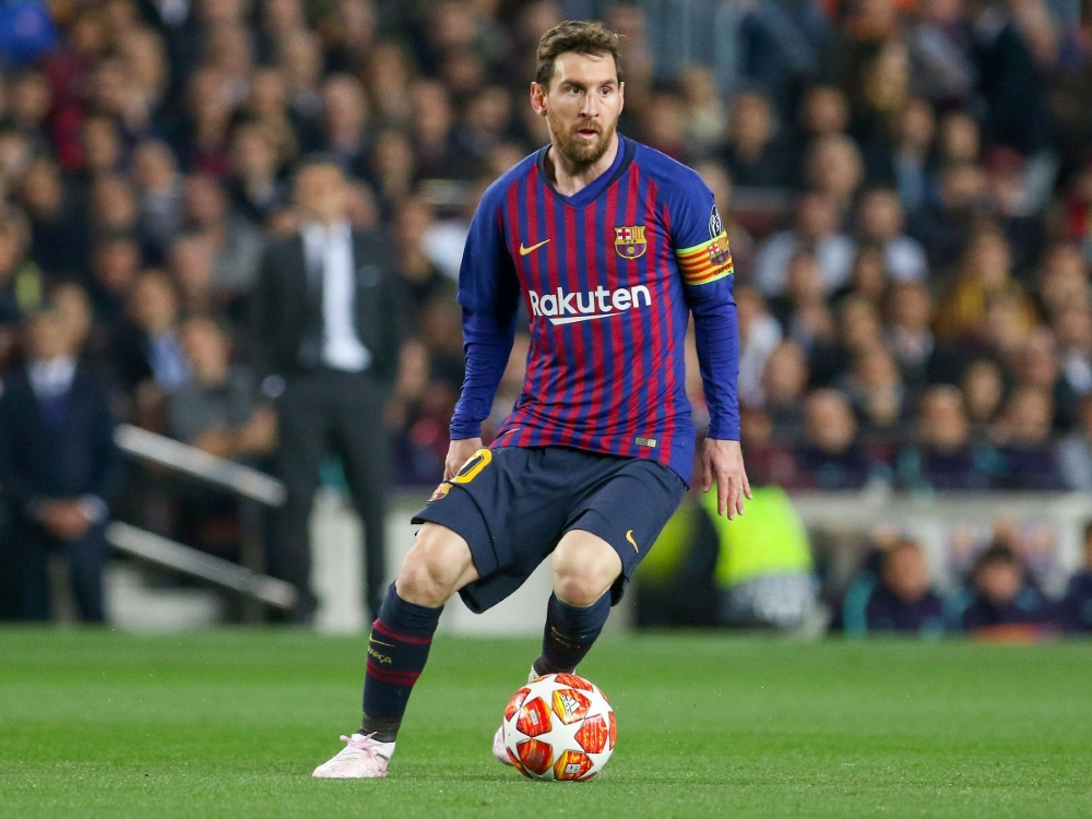 Medien: Messi stoppt Vertragsverhandlungen mit Barca