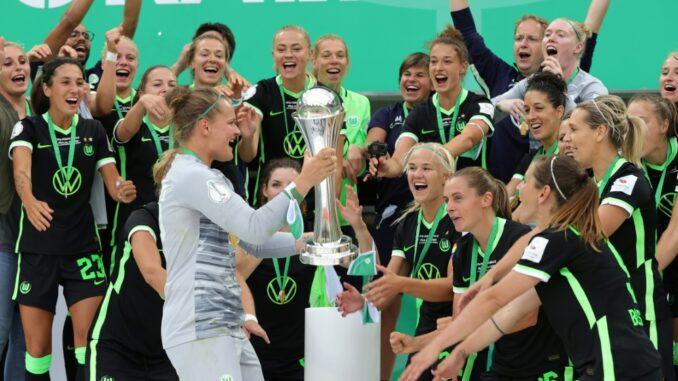 Pokalfinale Frauen 2021