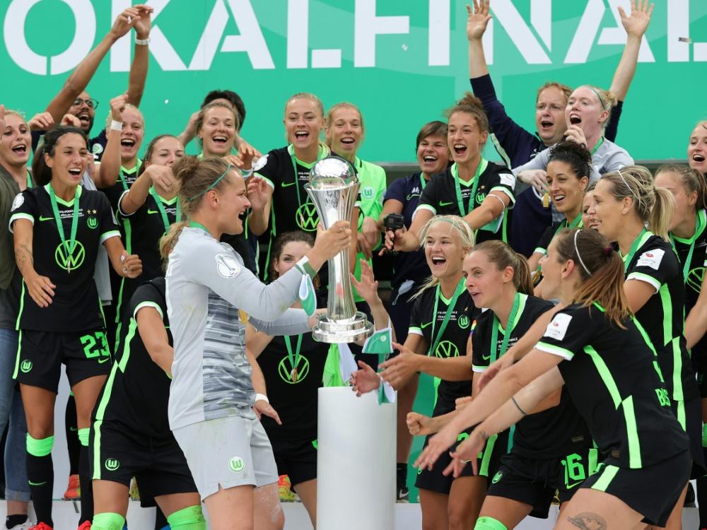 Frühes Übertragungsende beim Frauen-Pokalfinale: ARD bittet um Entschuldigung