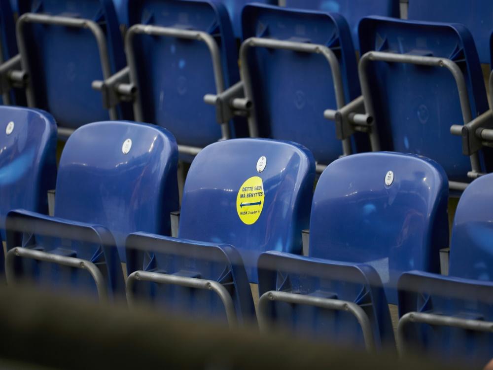 Verstoß gegen Abstandsregeln: Pokalfinale in Dänemark unterbrochen