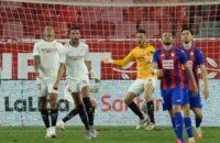 Erst Torschütze, dann Torwart: Ocampos rettet Sevilla vorne und hinten