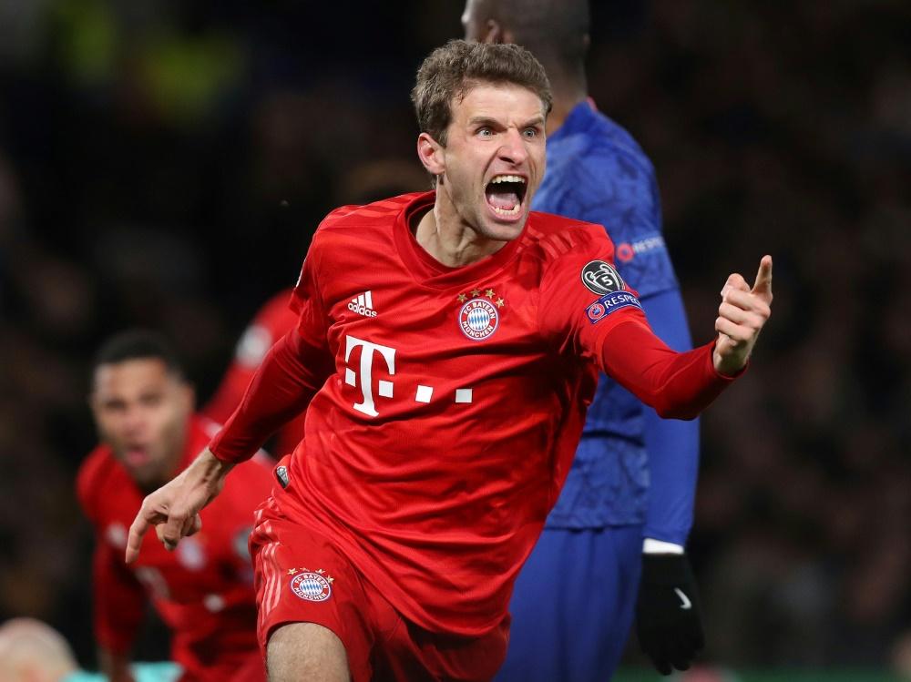 Hainer sieht den FC Bayern als Mitfavoriten. ©FIRO/SID