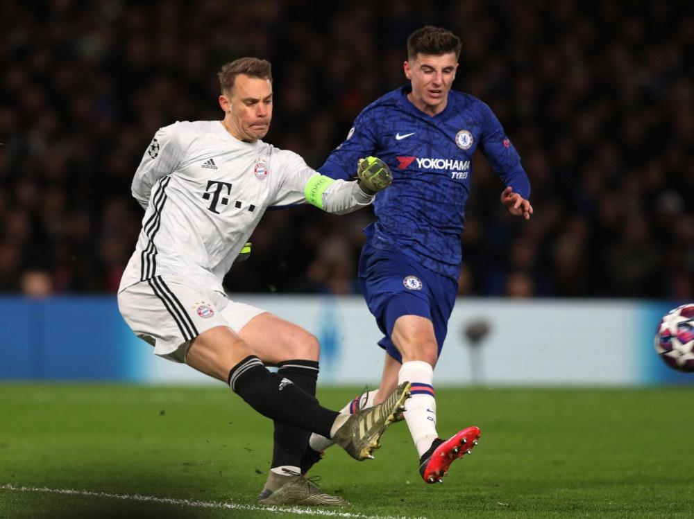 CL: Bayern darf Rückspiel gegen Chelsea in München austragen