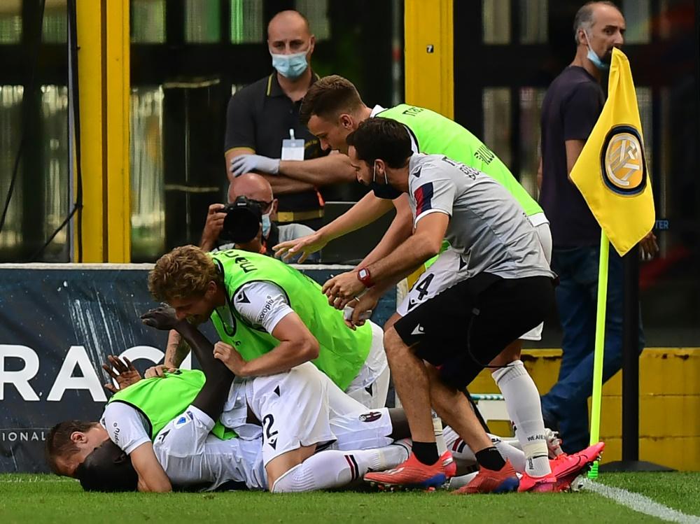 Serie A: Inter patzt, Atalanta macht Druck