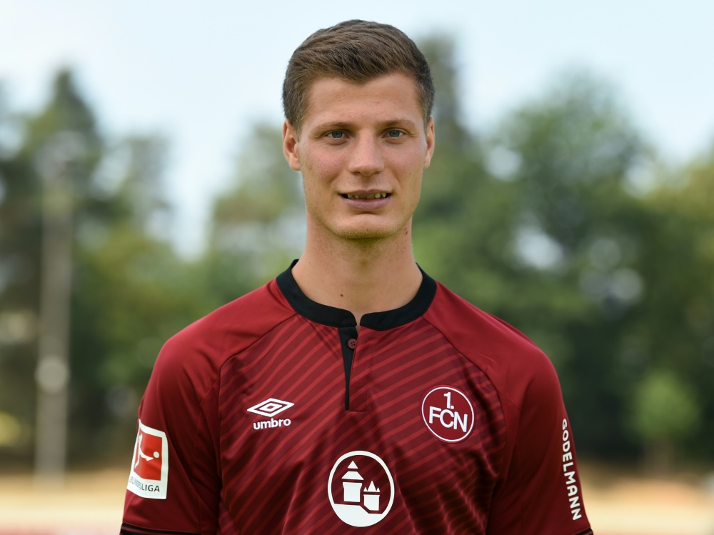 Patrick Erras kommt ablösefrei aus Nürnberg nach Bremen. ©SID CHRISTOF STACHE
