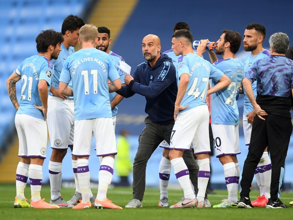 Europapokal-Ausschluss für ManCity: CAS gibt Entscheidung am Montag bekannt