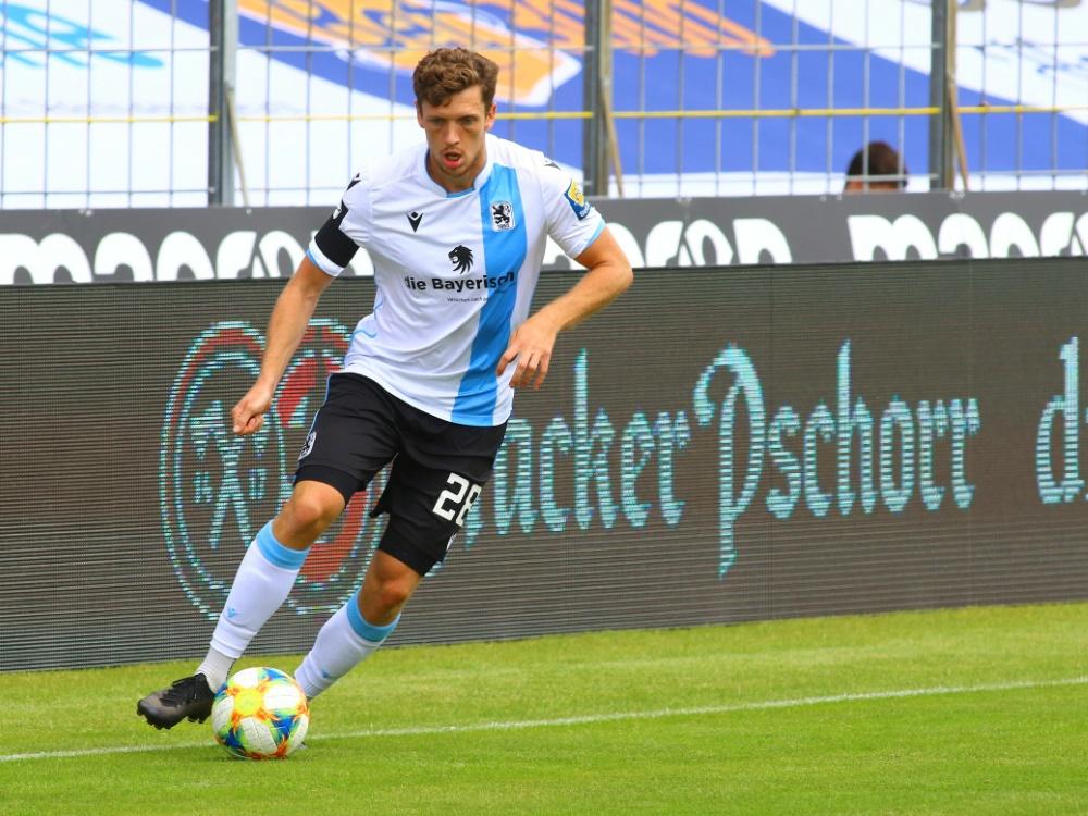 Herbert Paul wird für zwei Ligaspiele gesperrt. ©FIRO/SID