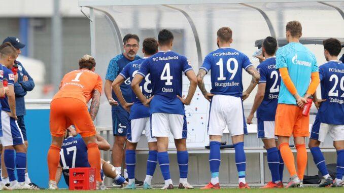 Schalke Gegen Gladbach 2021