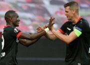 Bayer marschiert ins Viertelfinale und fordert Inter