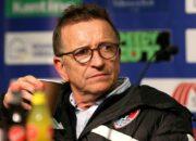 """""""Ich bin raus"""": Norbert Meier beendet Trainer-Karriere"""
