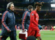 FC Bayern ohne Coman gegen Chelsea
