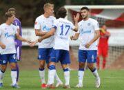Skrzybski meldet sich bei Schalke mit Doppelpack zurück