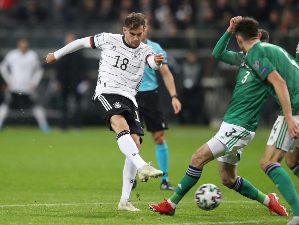 Losentscheide sind auch in der Nations League möglich. ©FIRO/SID