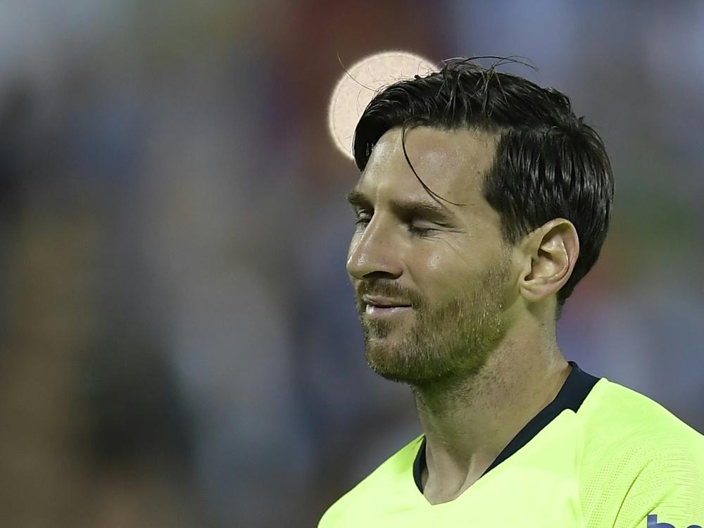 Ablösesumme Messi