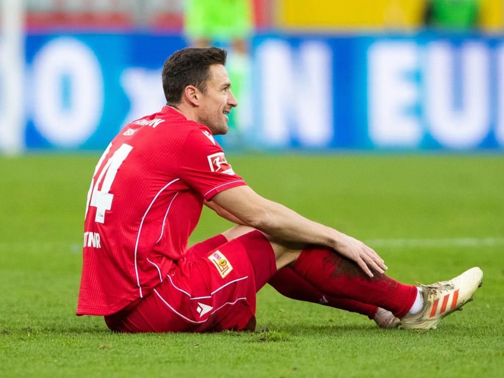 Der Routinier verletzte sich am ersten Spieltag . ©FIRO/SID