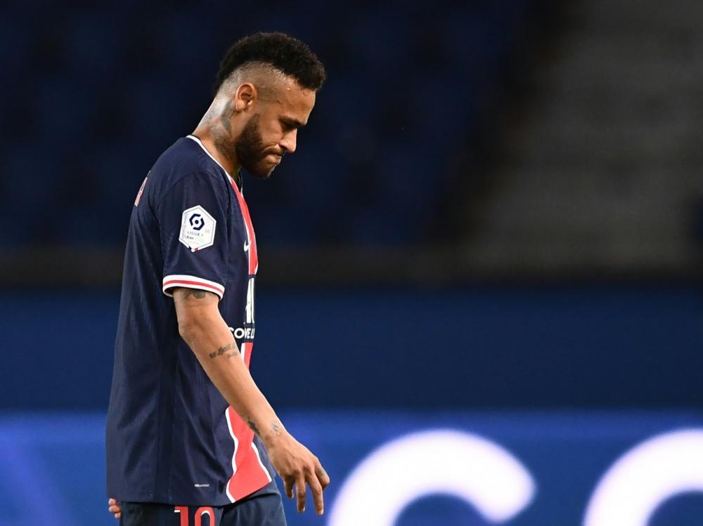 Neymar erhebt schwere Rassismus-Vorwürfe. ©SID FRANCK FIFE
