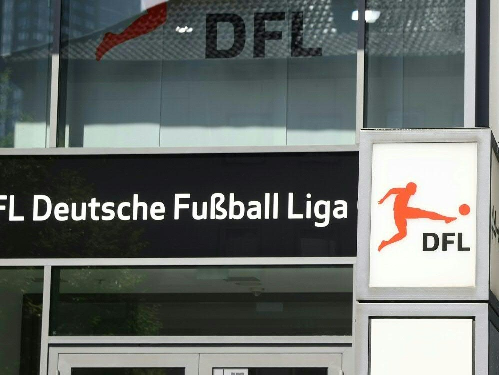DFL-Präsidium berät sich zu Mediengelder-Verteilung. ©FIRO/SID