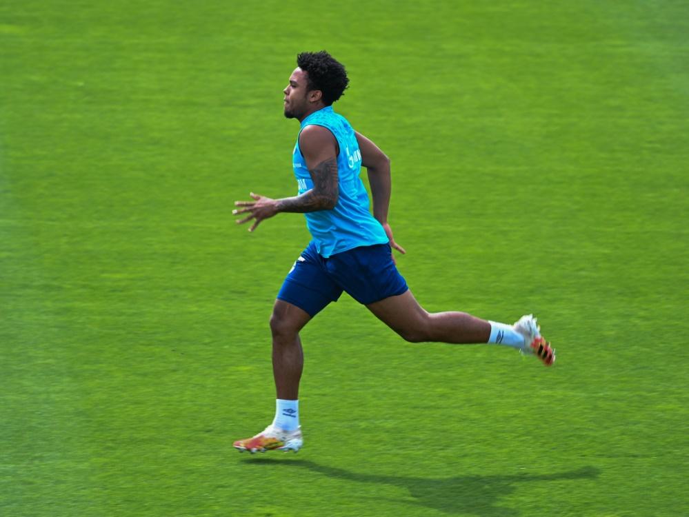 McKennie wechselte auf Leihbasis zu Juventus Turin. ©SID INA FASSBENDER