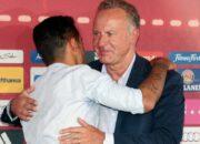 Rummenigge und Thiago: Tränen in der Tiefgarage