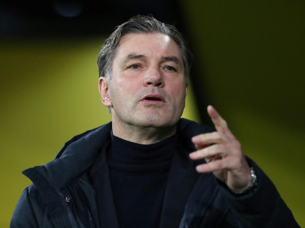 BVB-Sportdirektor Michael Zorc. ©FIRO/SID