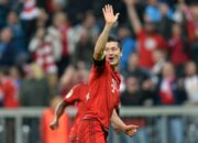 22. September: Fünf-Tore-Show von Robert Lewandowski