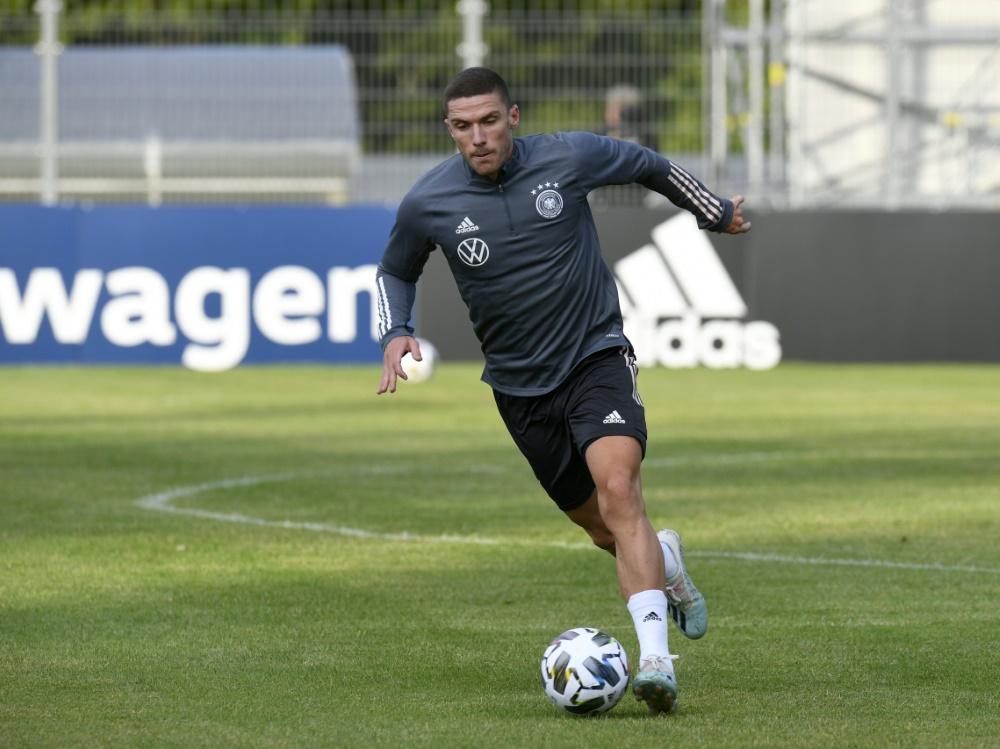 Steht vor seinem DFB-Debüt: Robin Gosens . ©SID THOMAS KIENZLE