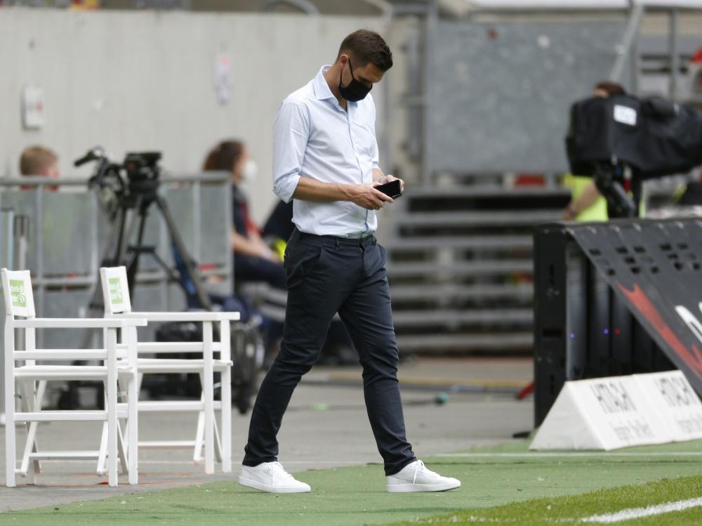 Sebastian Kehl bleibt dem BVB wohl erhalten. ©FIRO/SID