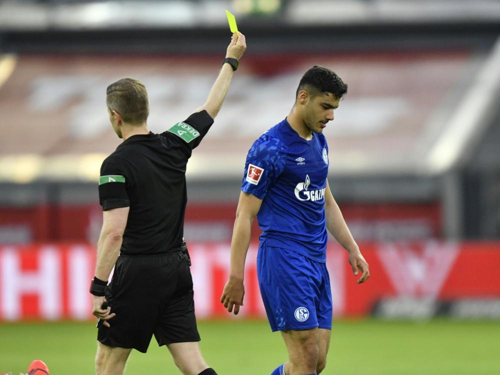 DFB ermittelt nach Kabaks Spuckattacke. ©SID MARTIN MEISSNER
