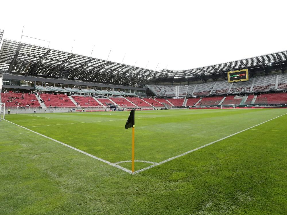 Gärtner nimmt zukünftig im Wörthersee Stadion Platz. ©FIRO/SID