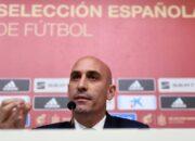 Rubiales bleibt Präsident des spanischen Fußball-Verbandes