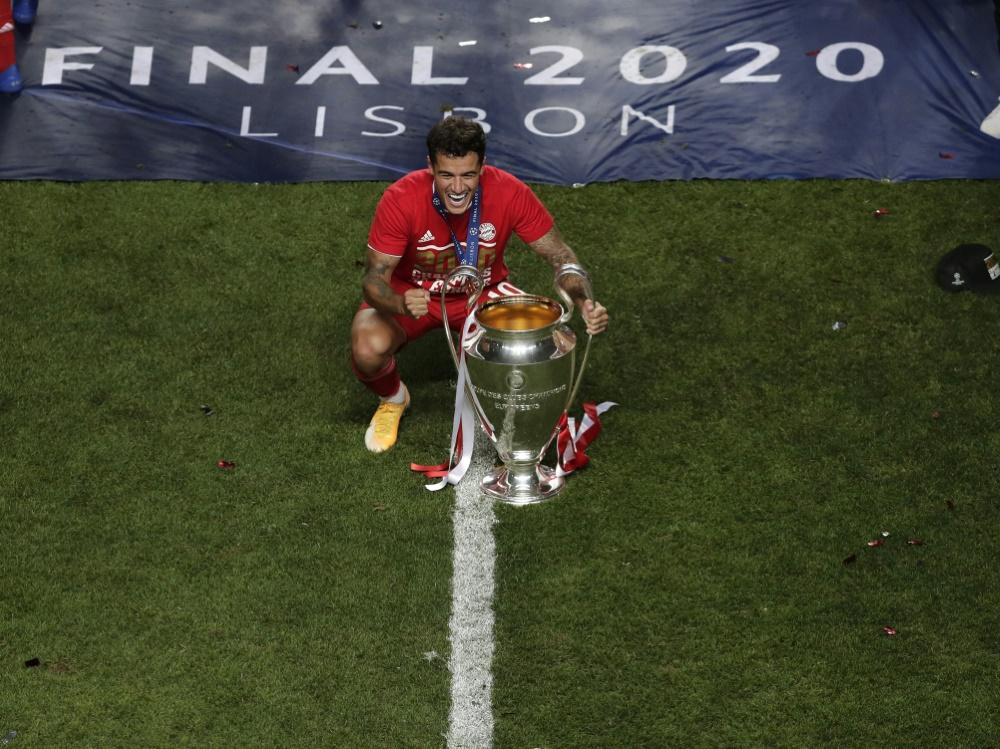 Coutinho wird zum FC Barcelona zurückkehren. ©SID MANU FERNANDEZ
