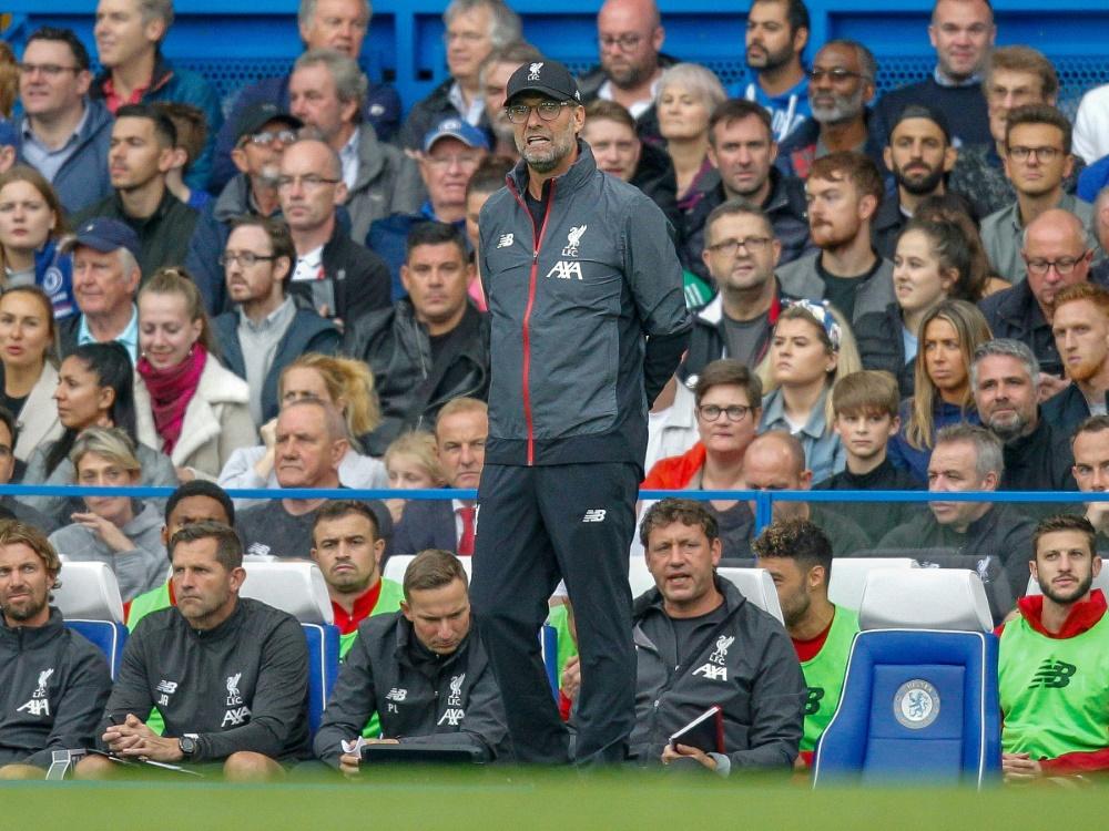 Kritisiert die Transferpolitik der Blues: Jürgen Klopp. ©FIRO/SID