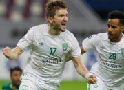 Marin schießt Al-Ahli ins Achtelfinale der Champions League