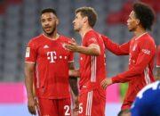 Mit Gnabry-Dreierpack: Bärenstarke Triple-Bayern zerlegen hilflose Schalker