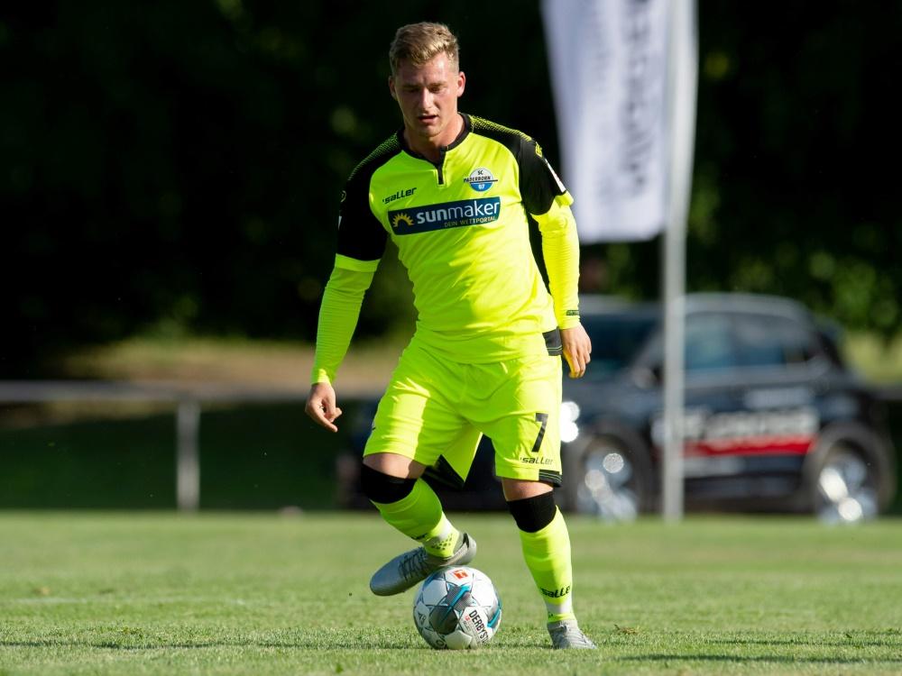 Marlon Ritter wechselt nach Kaiserslautern. ©FIRO SPORTPHOTO/SID